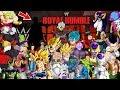 WWE 2K18 Royal Rumble   DRAGON BALL  Edition