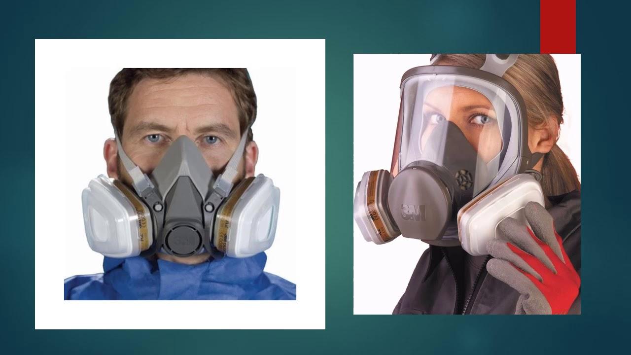 Respiradores Industriales Elementos De Proteccion