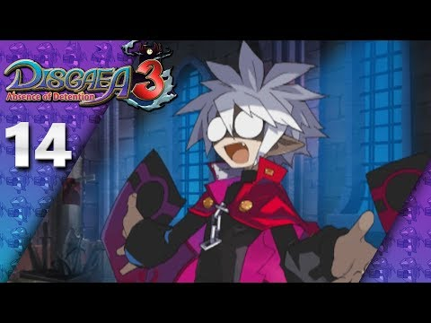 Disgaea 3: Absence Of Detention (PSV, Let's Play) | Mao Saves Beryl!? | Part 14