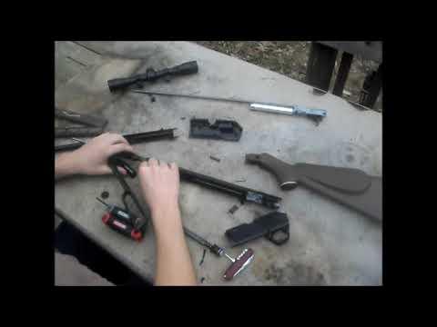 The BB Gun Repair Job 880 Daisy BB Gun Part 1
