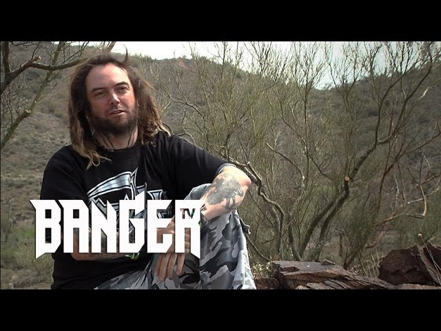 SOULFLY/SEPULTURA'S Max Cavalera interviewed in 2006 about growing up in Brazil | Raw and Uncut episode thumbnail