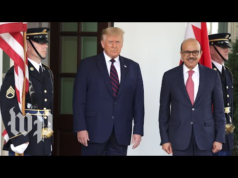 WATCH: UAE and Bahrain sign agreement with Israel at White House