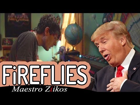 Donald Trump Sings Fireflies  Owl City