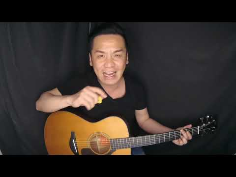 New Yamaha FS5 Red Label Guitars Review In Singapore by Jarvis Wong of THE GUITAR SPA