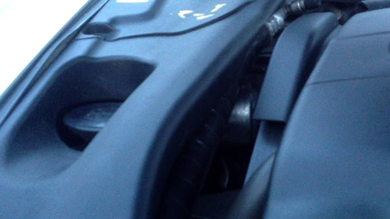 2006 acura rl strange pulsating engine growl with ac compressor on  [ 1280 x 720 Pixel ]
