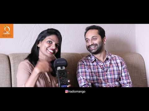 Fahad Faasil | Interview | Radio Mango