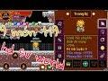 ►Ninja School Online►Cân Hang Động Sever World Với Quạt 5x 9 Món Tinh Luyện 9 !