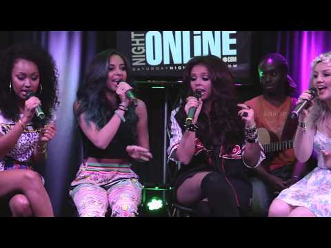 Acoustic Little Mix Performance Of