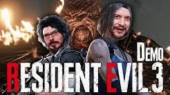 Wir spielen die Demo | Resident Evil 3 Remake Demo mit Gregor & Simon