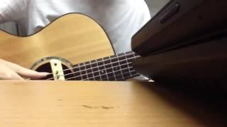 Guitar Ánh trăng nói hộ lòng tôi- Týt Acoustic