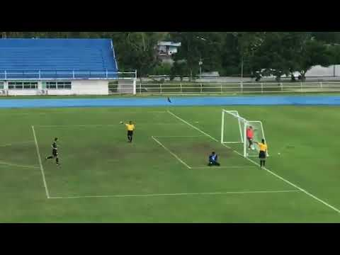 Sickest Penalty Kick Ever Seen !