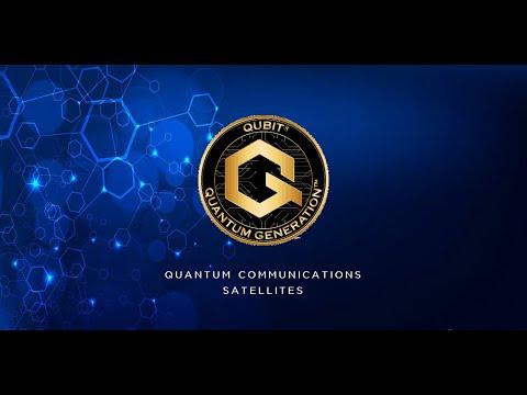 Quantum Generation™  LEO Blockchain Constellation - Quantum Solutions & Sace Based Fintech