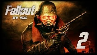 Fallout New Vegas 2 Сам себе закон