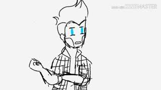 Zane doesn't like Agruments - Ninjago Animatic