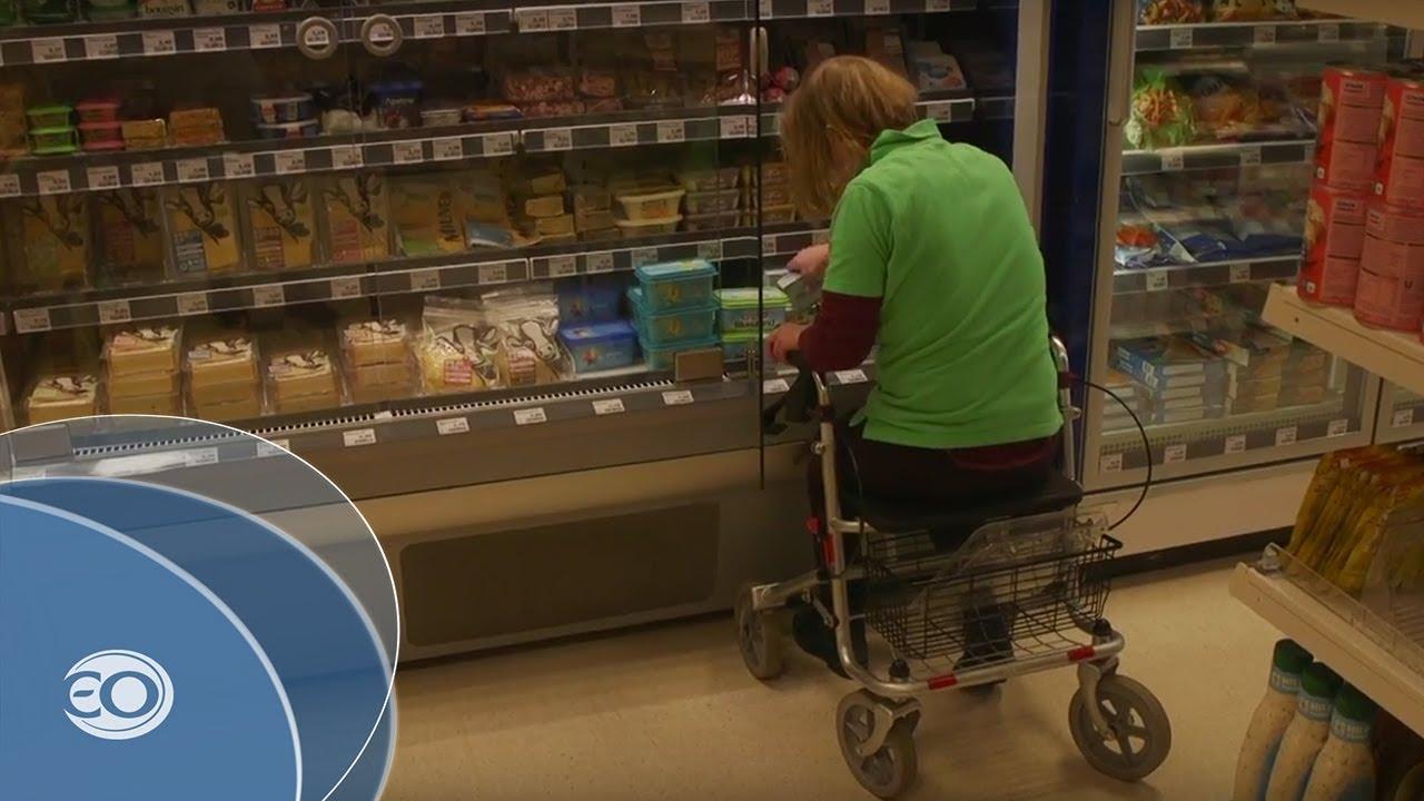 Welp Supermarkt wordt gerund door verstandelijke gehandicapten | EO PO-02
