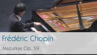 Frederic Chopin - Mazurkas, Op. 59 - Zi Xu