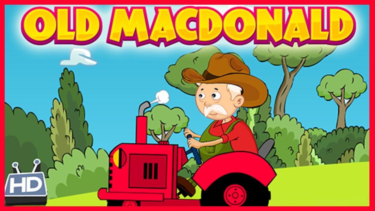 Old Macdonald Farm Had Barney