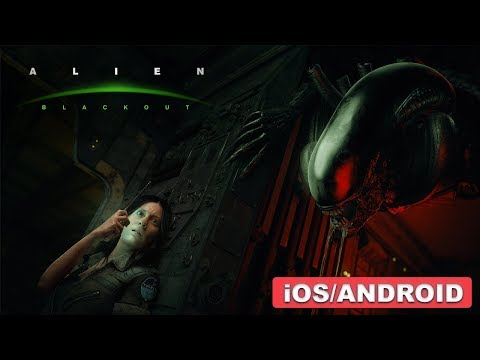 ALIEN BLACKOUT - ANDROID / IOS GAMEPLAY