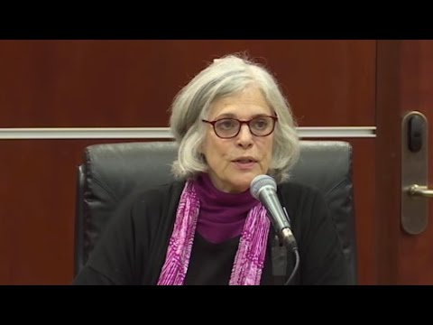 The People's Tribunal on the Iraq War, Day One: Janet Gerson