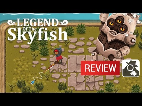 LEGEND OF THE SKYFISH | AppSpy Review