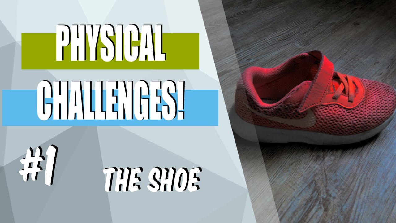 Scoil an Athar Tadhg Shoe Challenge - Can you do it?