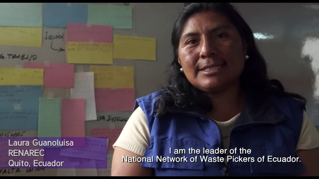 Makana: women in the frontlines fighting the extractive industry and climate change (Ecuador) Part 4