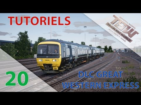 [Train Sim World] Episode n°20 : Découverte du DLC Great Western Express | Tutoriels