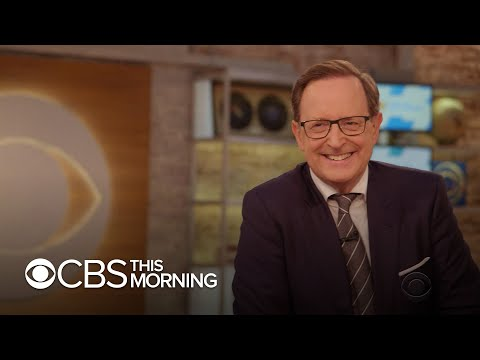 """CBS This Morning Saturday"" says goodbye to co-host Anthony Mason"