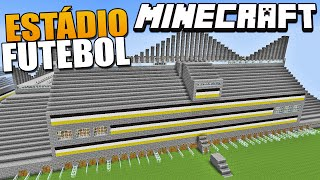 Super Estádio no Minecraft