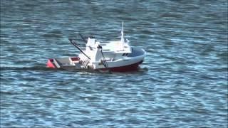 Best remote control prawn trawler