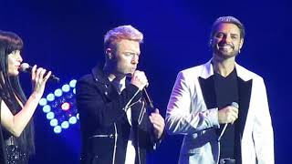 Boyzone - No Matter What live at Nottingham Motorpoint Arena