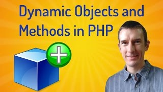 How to create objects and run methods dynamically in PHP