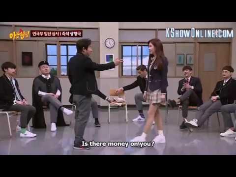 Lee Su Geun was possessed by Choi Min Soo spirit - Knowing Bros