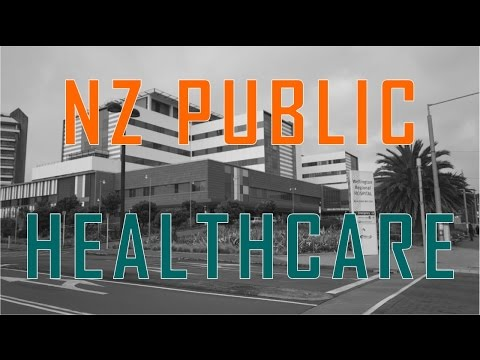 Public Healthcare in New Zealand