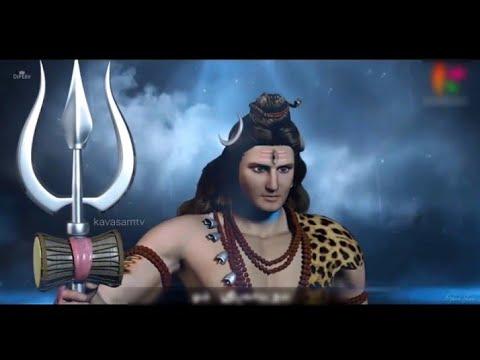 Mera Bhola Hai Bhandari - Lord Shiva in 3D animation | Dipesh Jain | Babaji Hansraj Raghuvanshi |