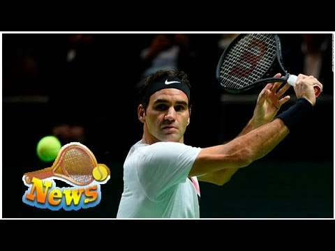Roger Federer Returns After 14-Month Layoff, Earns First Victory ...