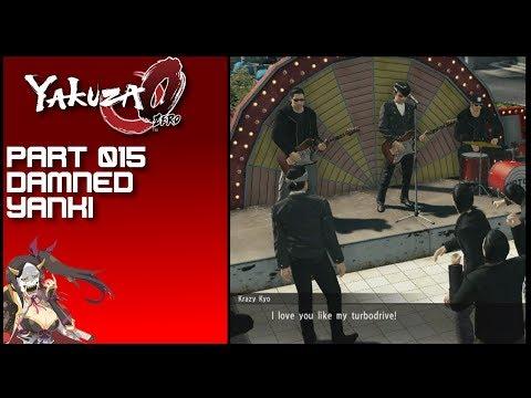 Yakuza 0 #015 Damned Yanki