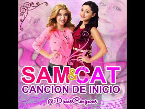 Sam & Cat Cancion de Inicio (Audio) Videos De Viajes