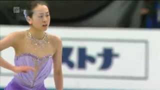 Mao Asada - 2014 Word Figure Skating Championships - Short Program
