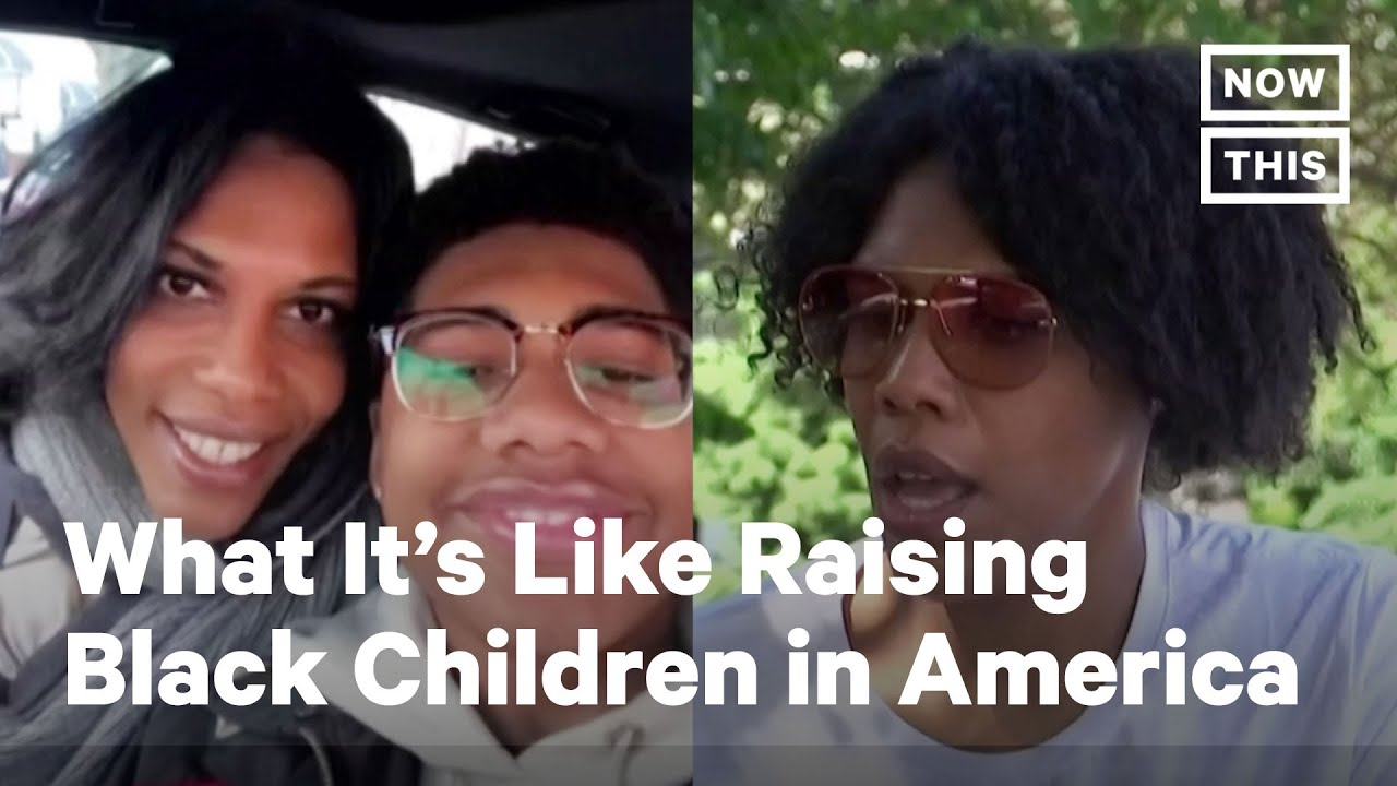 Black Mother Speaks About Raising Black Children in America | NowThis