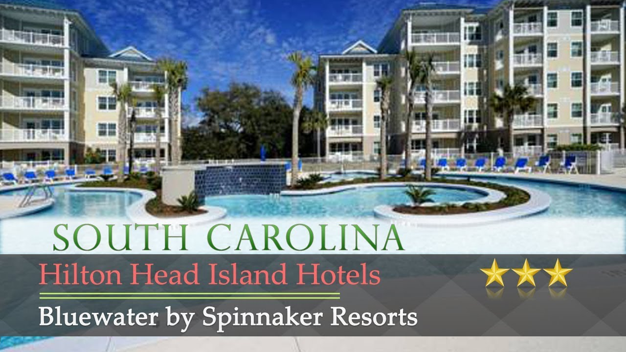 bluewaterspinnaker resorts - hilton head island hotels, south