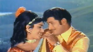 Devudu Chesina Manushulu Movie    Tolisari Ninnu Video Song    NTR, Krishna, Jamuna