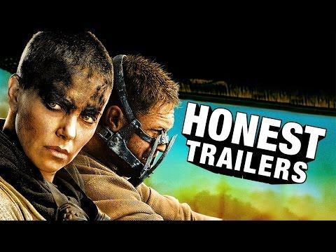 Honest Trailers - Mad Max: Fury Road