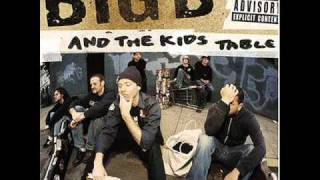 Big D & the Kids Table - We All Have To Burn Something