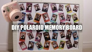 Video DIY BABY NURSERY PROJECT #1: POLAROID MEMORY BOARD/PICTURE FRAME! download MP3, 3GP, MP4, WEBM, AVI, FLV November 2017