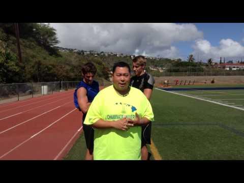 Chaminade University Athletics ALS Ice Bucket Challenge