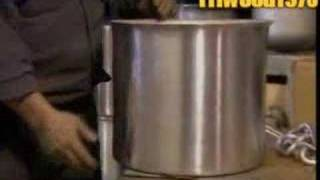 Making Aluminium Pots And Pans