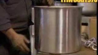 Making Aluminium Pots And Pans