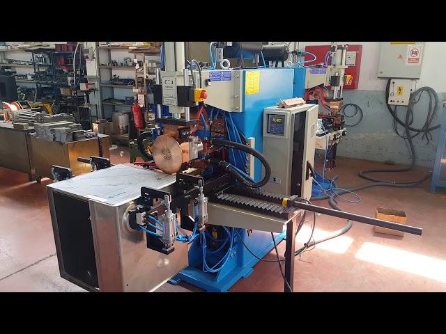 Sağlam Makina - Bulaşık Kazanı Dikiş Kaynak Makinesi