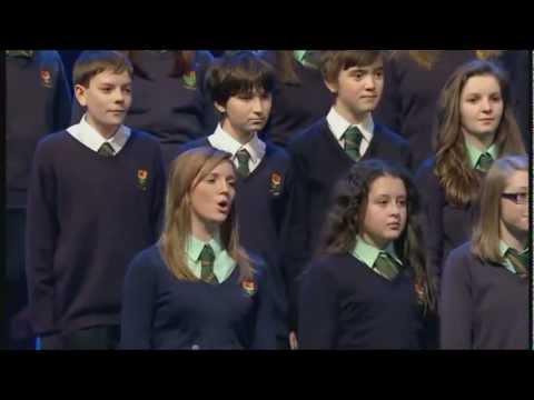 Côr Ysgol y Strade - As The Deer - Songs of Praise Senior School Choir of the Year 2012